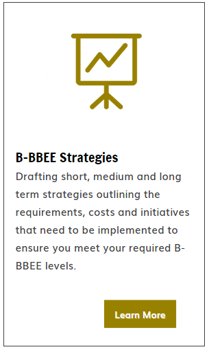 B-BBEE Strategies