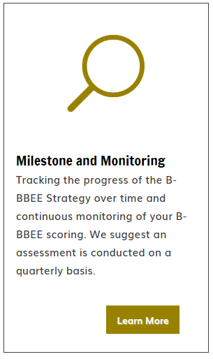 Milestone and Monitoring